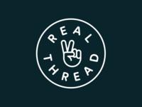 Real Thread Badge