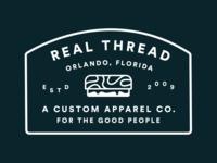 Real Thread Badge 2