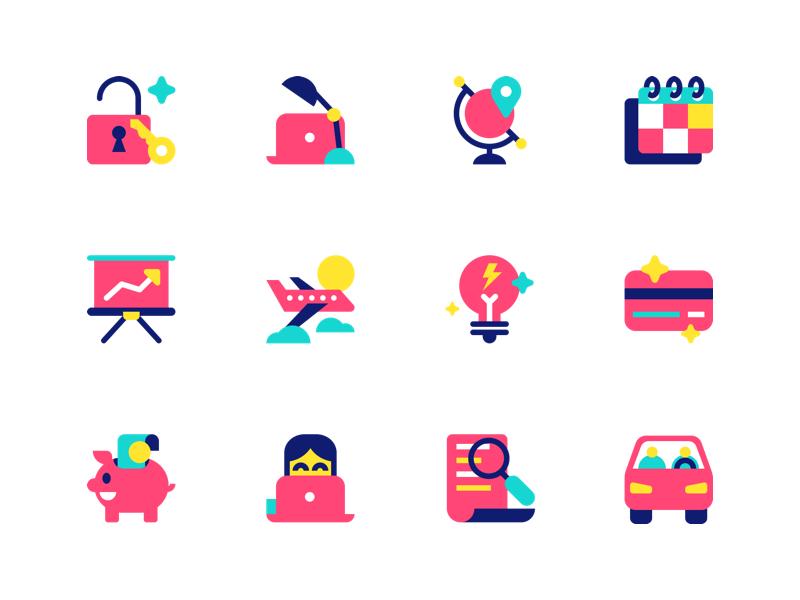 Icons!