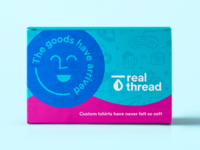 Real Thread Packaging