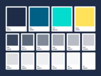 Color Palette - 03 - Sea Dweller