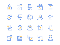 HR Icon Set