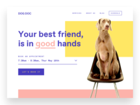 Dog Doc Website