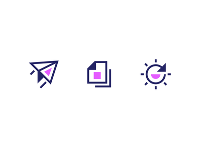 Geometric icon set modern brand designer brand design lineart geometric san francisco startup saas iconography ui website icons icon brand brand identity branding illustration