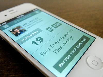 Grouper iOS App