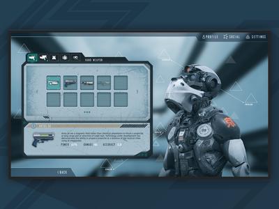 Sci-Fi Game