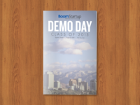 BoomStartup Demo Day Program