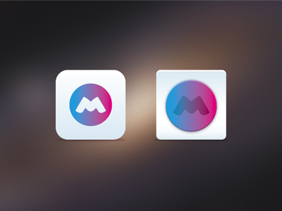 iOS and Android Icons app matchmate ios ios7 android icon