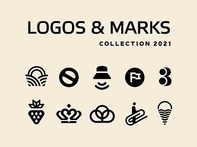 LOGOS 2021 trademark symbol collection graphicdesign logomark logodesign branding logotype logo
