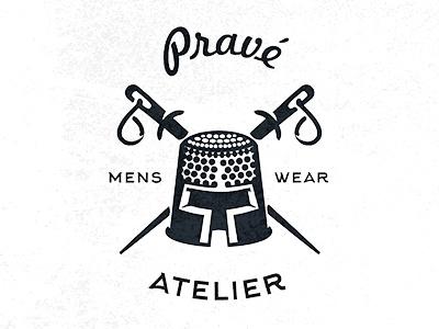 privé thimble tailoring rapier needle helmet atelier