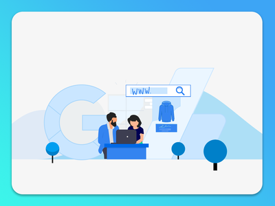 illustration for import new product onboarding workflow vector character google shopping dasboard illustration hochiminh hcm