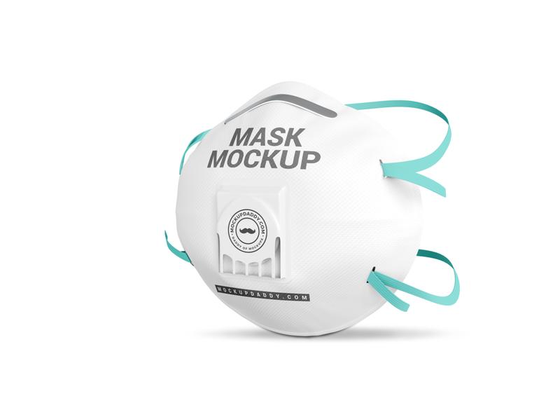 Face Mask Mockup realistic mask mockup n95 mask mockup mask psd mockup 3m mask mockup corona mask mockup face mask mockup