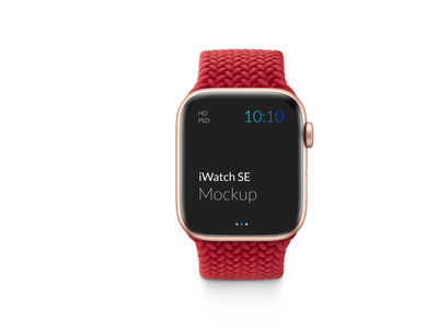 Apple Watch SE Mockup apple watch se psd mockup iwatch 6 mockup apple watch series 6 mockup