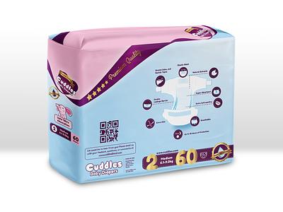 Diaper Packaging Design premium label best packaging mockup logo design branding box packaging packaging design packaging diaper wrap packaging baby diaper packaging diaper box packaging diaper packaging design
