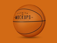 Basket Ball Mockup