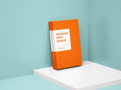Novel Mockup