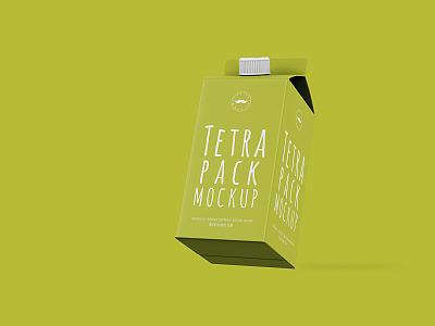 Tetra Pack Mockup free tetra pack mockup tetra pack psd mockup tetra pack design tetra pack food packaging psd mockup best packaging box packaging label design design mockup branding packaging design packaging