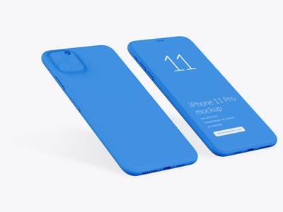 Isometric iPhone 11 Mockup phone mockup devices mockup ui mockup apple mockup iphone 11 mockup iphone mockup iphone 11