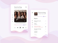 Music Player Interface Exploration