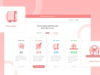 Pricing Page - Issuu Exploration