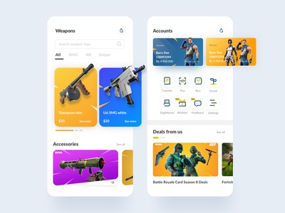 Fortnite designs, themes, templates and downloadable graphic