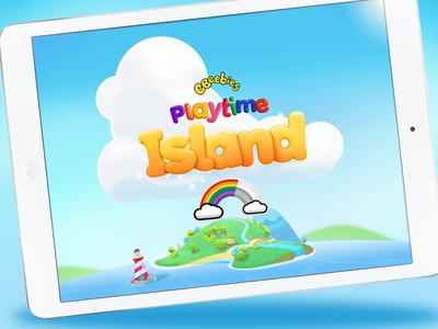 Playtime island logo