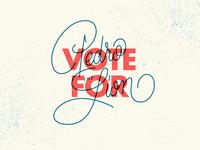 Vote4Pedro