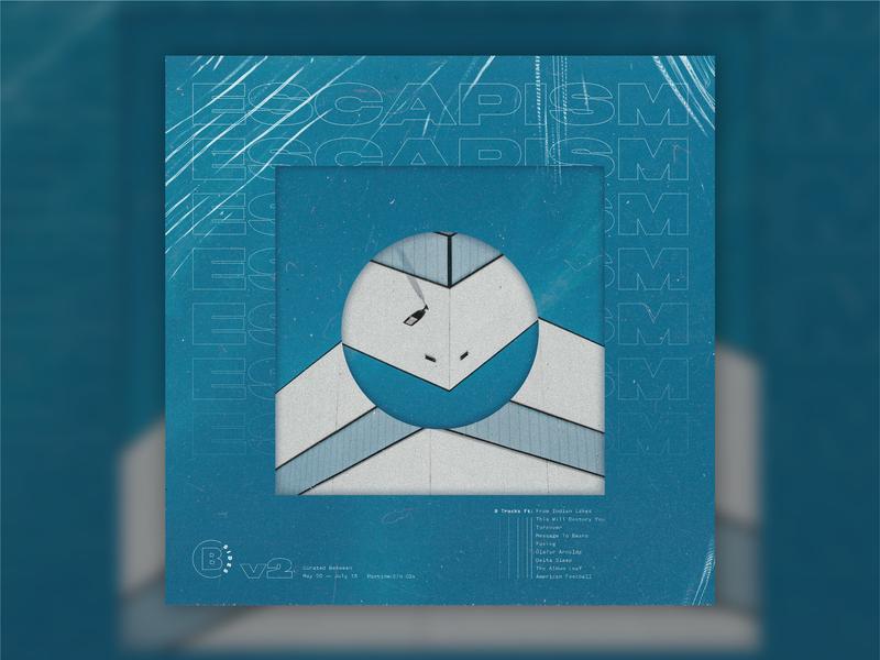 B-Sides Vol2 — Escapism escapism playlist album art b-sides