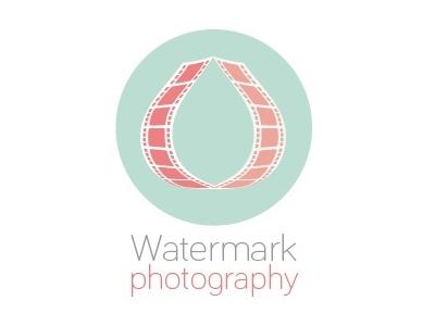 Late night Watermark Photography logo idea