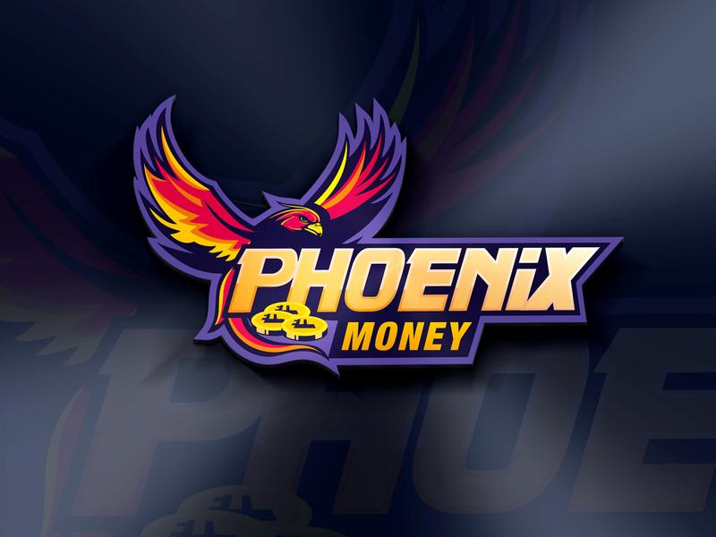 Phoenix Game: Online cash withdrawal platform money game phoenix lottery roulette logo