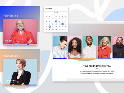 UI Concepts ux graphic  design digital website sketch design ui