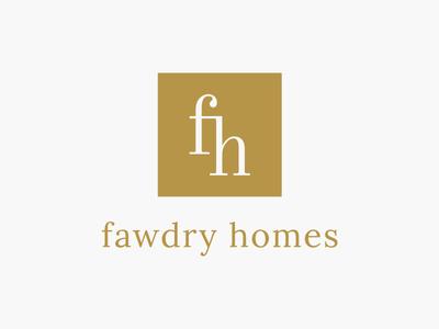 Logo Concept - Fawdry Homes