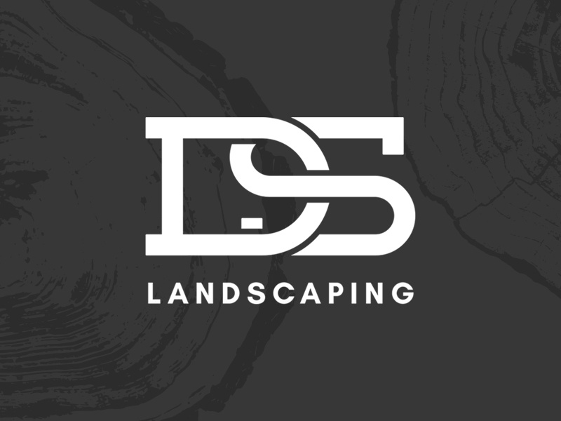 DS Landscaping - Logo