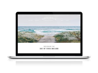 White Haven - Web Concept