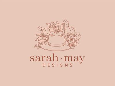 Logo for Sarah May Designs