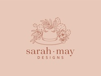 Logo for Sarah May Designs
