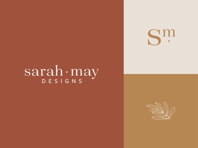 Brand Pieces for Sarah May Designs