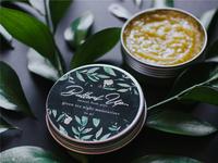 Butterd Up | Organic Body Butter Packaging