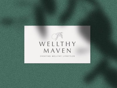 Wellness Branding | Wellthy Maven