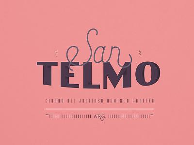 Neighborhood Porteños vectors typography type neighborhood logo lettering handlettering font calligraphy barrios