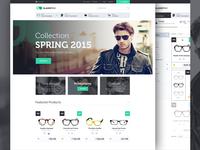 GlassifyMe ‧ Website