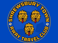 Logo Shrewsbury Town Away Travel Club