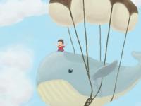 Flying Whale Progress