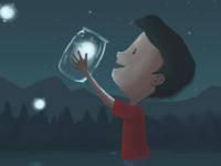 Catching Starflies
