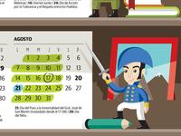 School calendar I