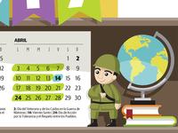 School calendar III