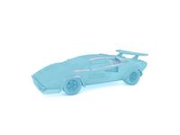 Lamborghini Material Exploration