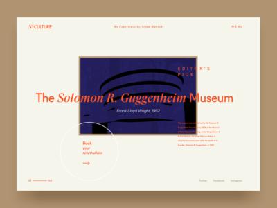 Museum Tour Concept