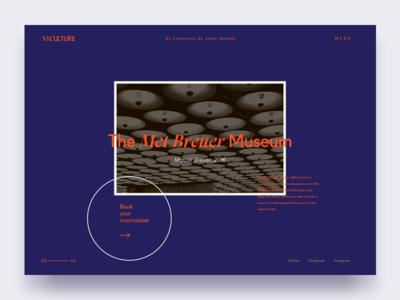 Museum Tour Concept #3