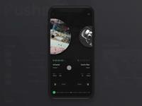 Spotify DJ Concept